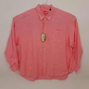 Tommy Bahama Relax Men's L/S Button Front Shirt Si